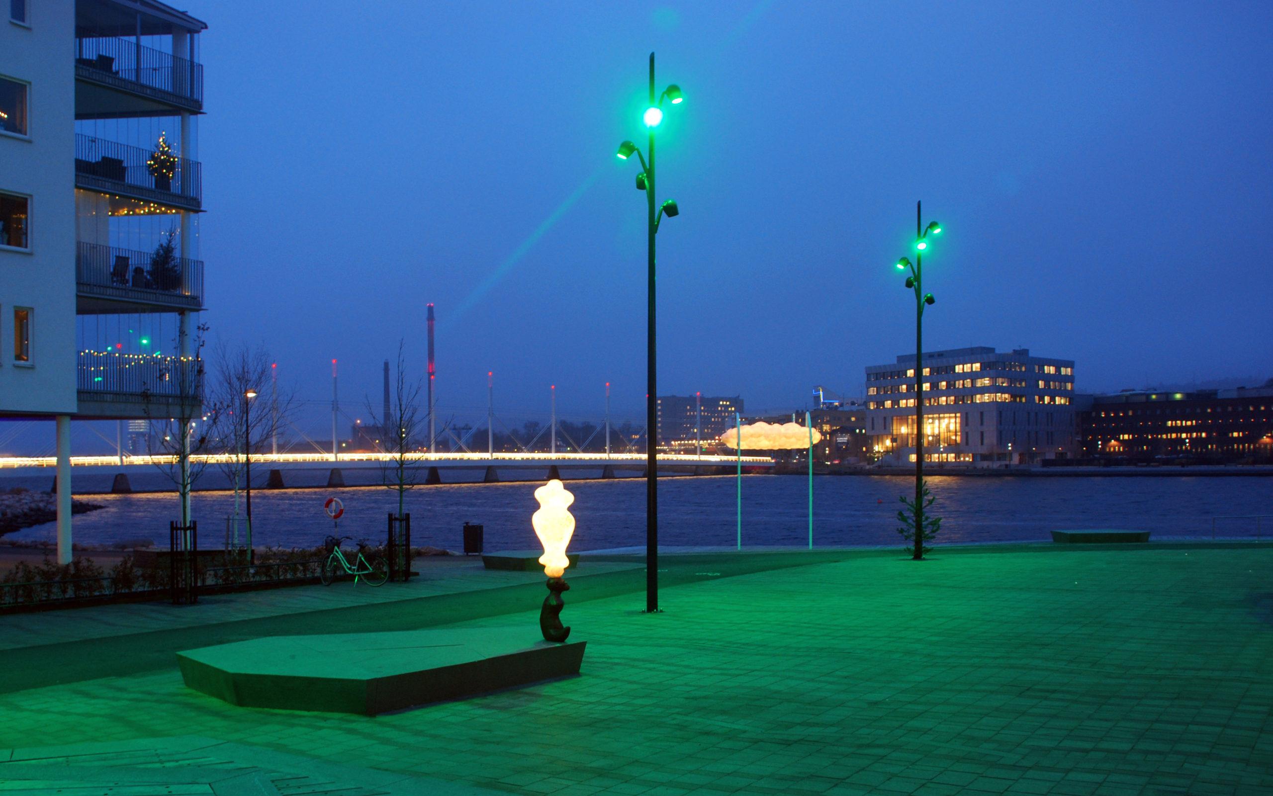 l'éclairage public selux pour tous vos projets d'éclairage extérieur haut de gamme