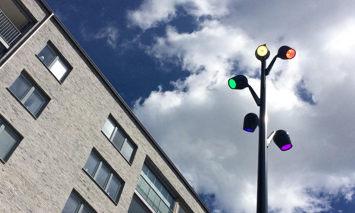 donnez de la vie à la rue avec l'éclairage public mc diffusion